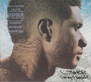 Usher - Looking For Myself CD Sealed Deluxe Edition 18 Tracks Digipak