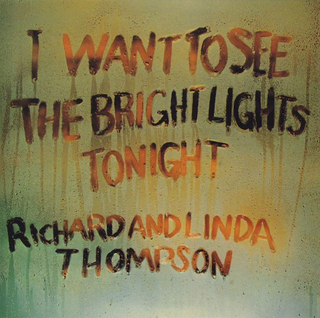 Richard And Linda Thompson - I Want To See The Bright Japan SHM-CD Mini LP UICY-94606