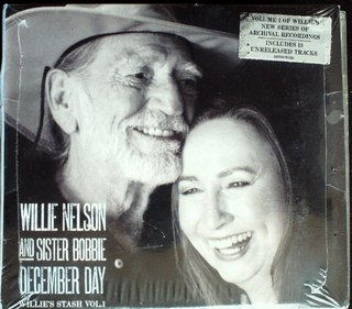 Willie Nelson And Sister Bobbie - Vol. 1: December Day CD Sealed Digipak