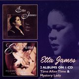 Etta James - Time After Time/Mystery Lady 2CD New Sealed