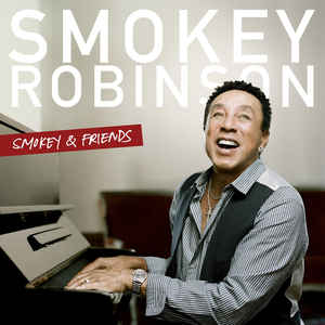 Smokey Robinson - Smokey & Friends CD Sealed Digipak USA