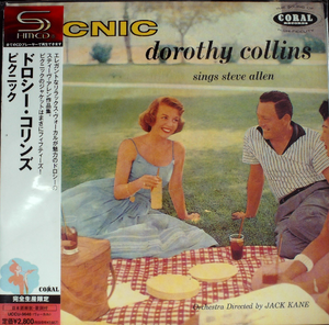 Dorothy Collins - Picnic Japan SHM-CD Mini LP UCCU-9646