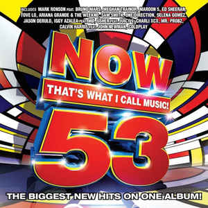 Various Artist - Now 53: That's What I Call Music CD Sealed Jewel Case Cracked USA