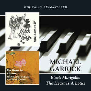 Michael Garrick - Black Marigolds/The Heart Is A Lotus 2CD New Sealed