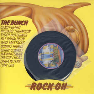 The Bunch - Rock On Japan SHM-CD Mini LP UICY-94611