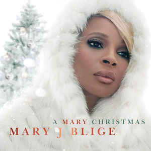 Mary J. Blige - A Mary Christmas CD Sealed Jewel Case Cracked USA