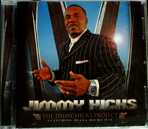 Jimmy Hicks - The Jimmy Hicks Project CD New Sealed