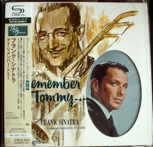 Frank Sinatra - I Remember Tommy Japan SHM-CD Mini LP UICY-94599