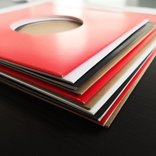 10PCS Hard Cardboard Outer Cover Sleeves Jackets for 12 Inch LP 10 Inch 7 Inch Record