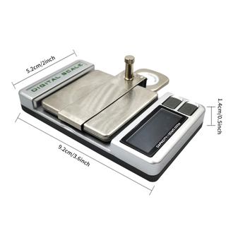 Precision Turntable Phono LP Stylus Force Digital Scale Pressure Gauge Electronic Balance Mechanis 0.005g Accuracy