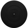 3MM Silicone Pad Rubber LP Slip Mat for Phonograph Turntable Vinyl Soft LP Mat